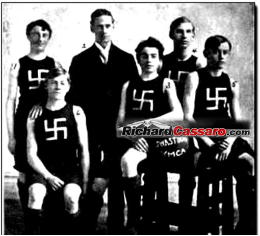 Boys-Swastika-Basketball-Team-San-Francisco