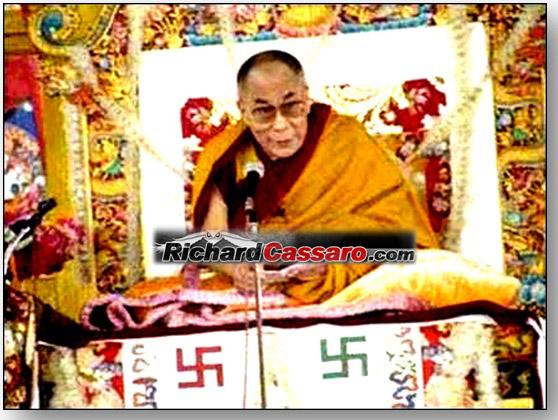 Dalai-Lama-with-Swastikas