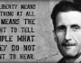 Gli avvertimenti che Orwell ed Huxley diedero almondo