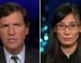 """""""Sono un obiettivo"""", la virologa cinese dice a Tucker che il Coronavirus e` stato rilasciato intenzionalmente e che il PCC sta cercando di farla """"scomparire"""""""