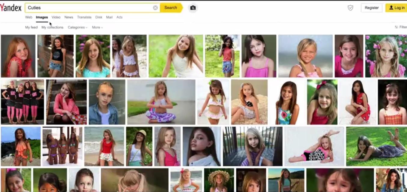 CutieGarden - Il gigantesco network pedofilo accessibile comodamente tramite Google 24