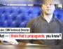 Un direttore della CNN ammette che la rete e' purapropaganda